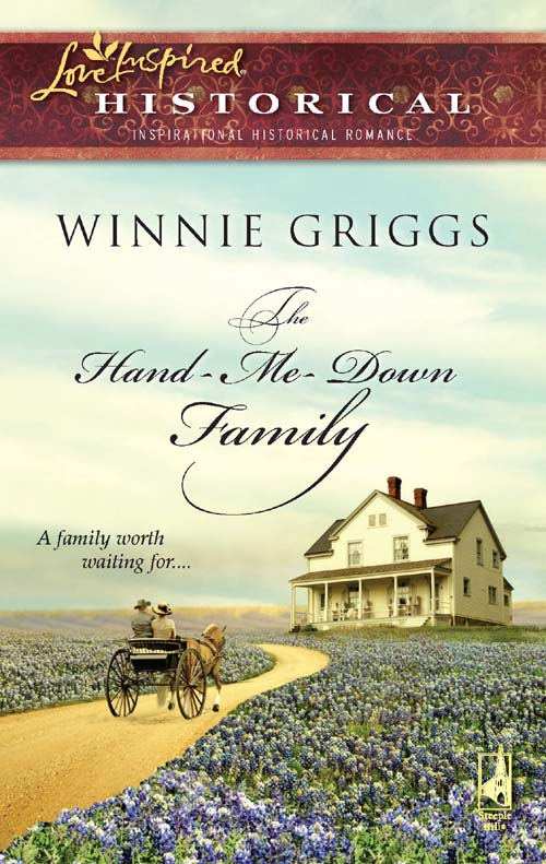 Winnie Griggs The Hand-Me-Down Family susan fox the man she ll marry