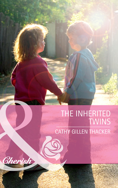 Cathy Thacker Gillen The Inherited Twins cathy thacker gillen a baby in the bunkhouse