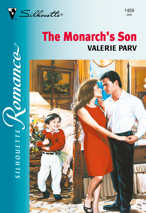 Valerie Parv The Monarch's Son putnam eleanor prince vance the story of a prince with a court in his box