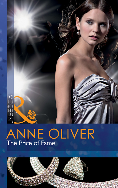 Anne Oliver The Price of Fame брюки cleverly cleverly cl019ebvef73