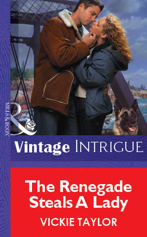 The Renegade Steals A Lady