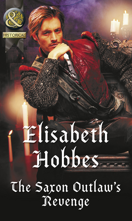 Elisabeth Hobbes The Saxon Outlaw's Revenge virginia heath her enemy at the altar