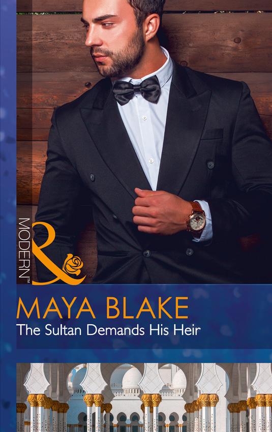 Maya Blake The Sultan Demands His Heir maya blake innocent in his diamonds
