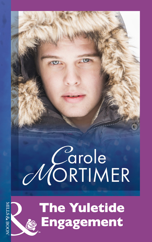 Carole Mortimer The Yuletide Engagement carole mortimer a marriage proposal for christmas