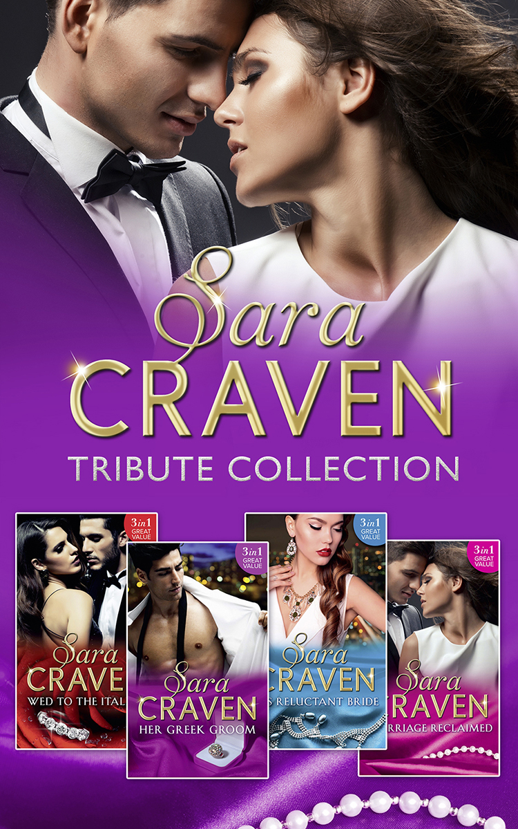 Sara Craven Sara Craven Tribute Collection