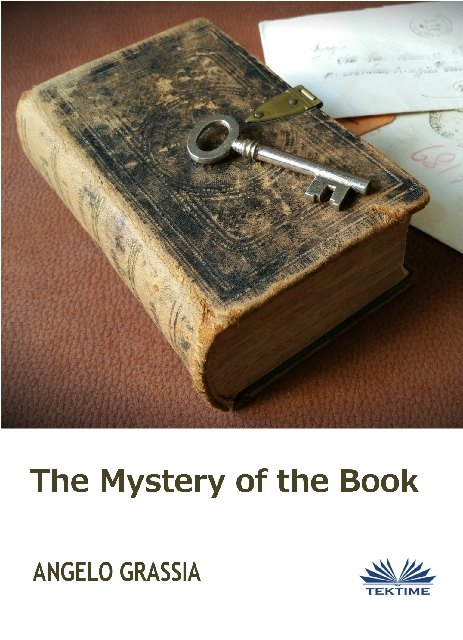 Angelo Grassia The Mistery Of The Book sally bayley girl with dove a life built by books