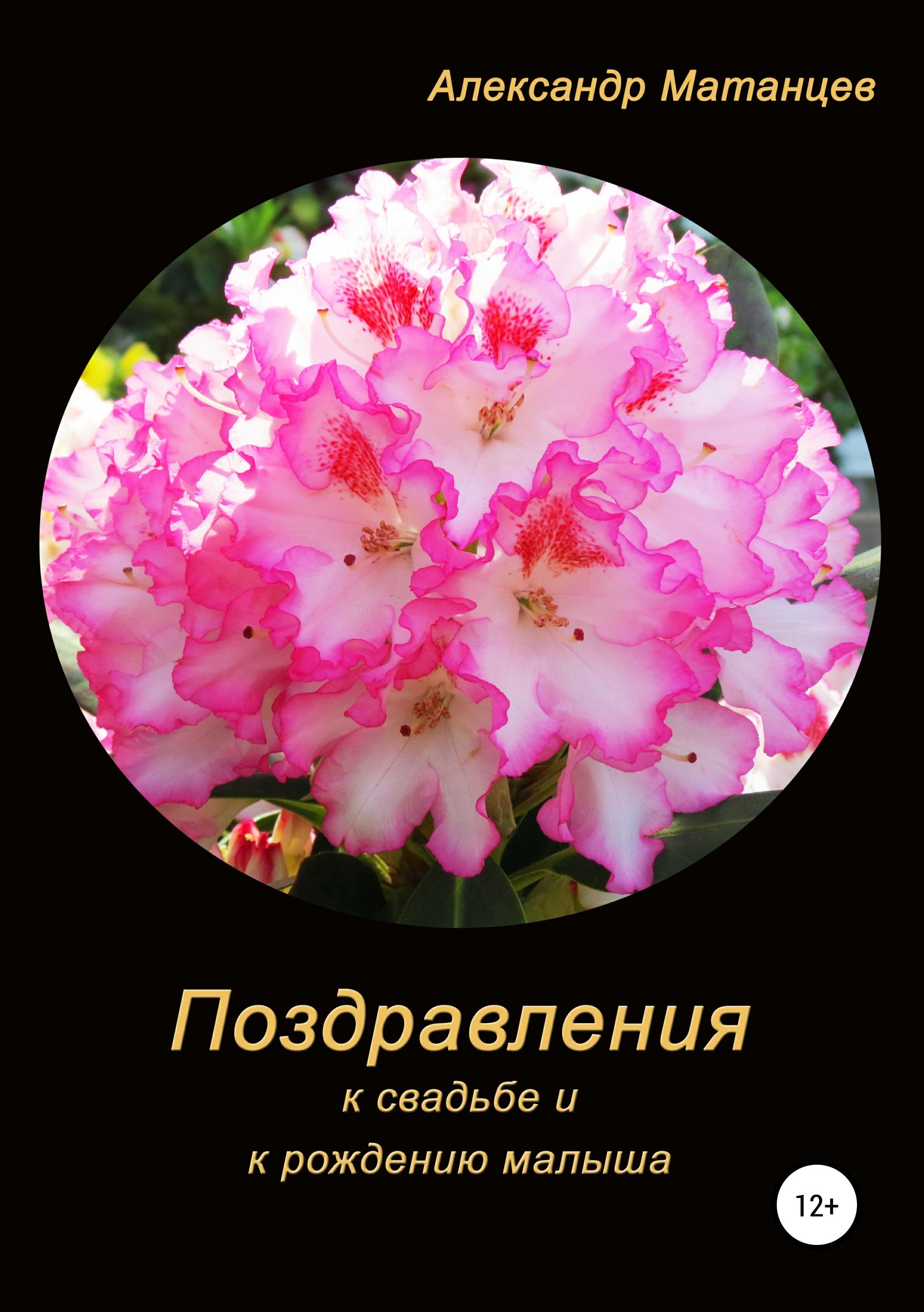 Александр Матанцев Поздравления к свадьбе и рождению малыша