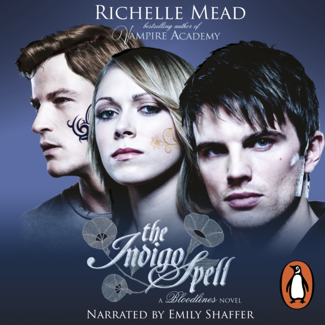 Richelle Mead Bloodlines: The Indigo Spell (book 3) pride of bloodlines