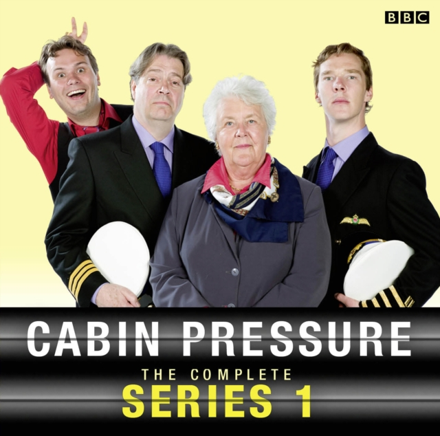 John Finnemore Cabin Pressure: The Complete Series 1 night force by marv wolfman the complete series