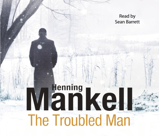 Henning Mankell Troubled Man henning mankell murelik mees isbn 9789985328323