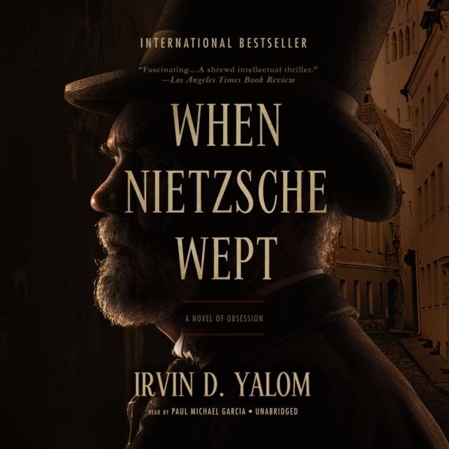 Irvin D. Yalom When Nietzsche Wept irvin d yalom kat miłości