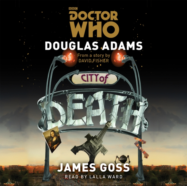 James Goss Doctor Who: City of Death printio austrian death machine