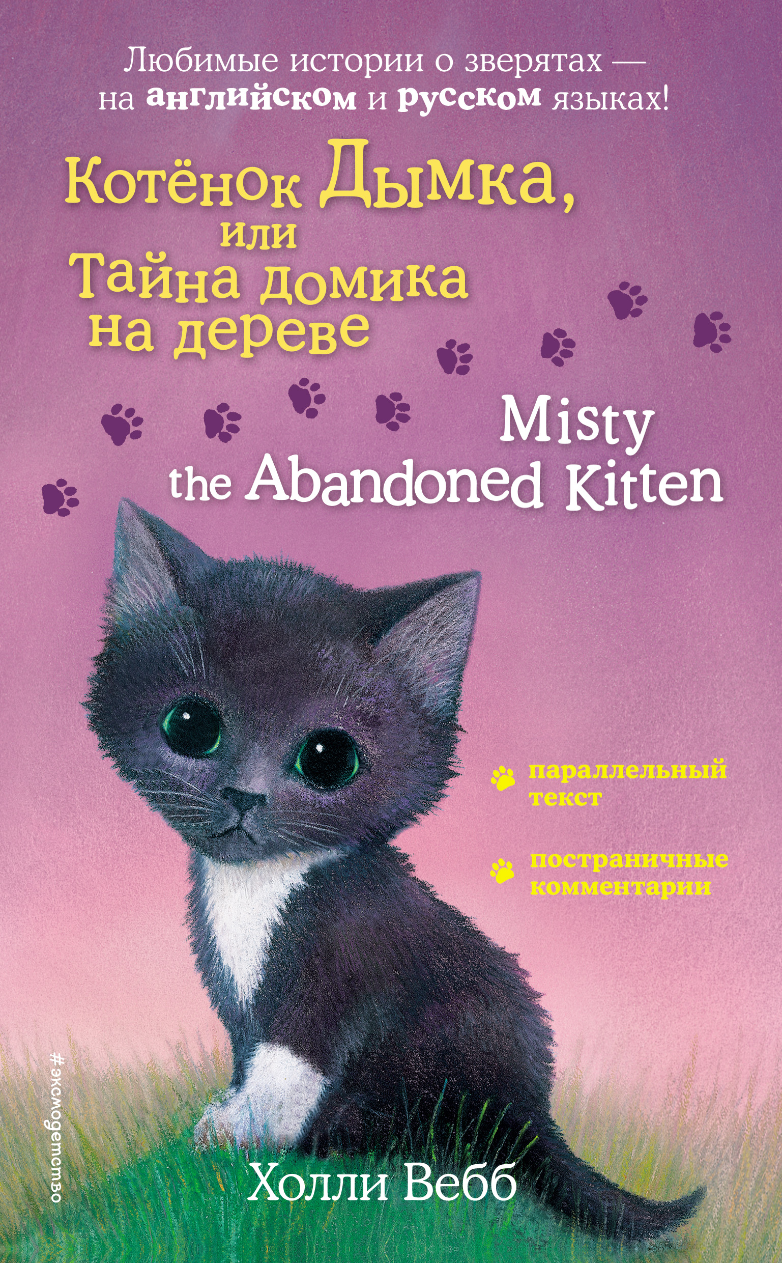 Котёнок Дымка, или Тайна домика на дереве / Misty the Abandoned Kitten