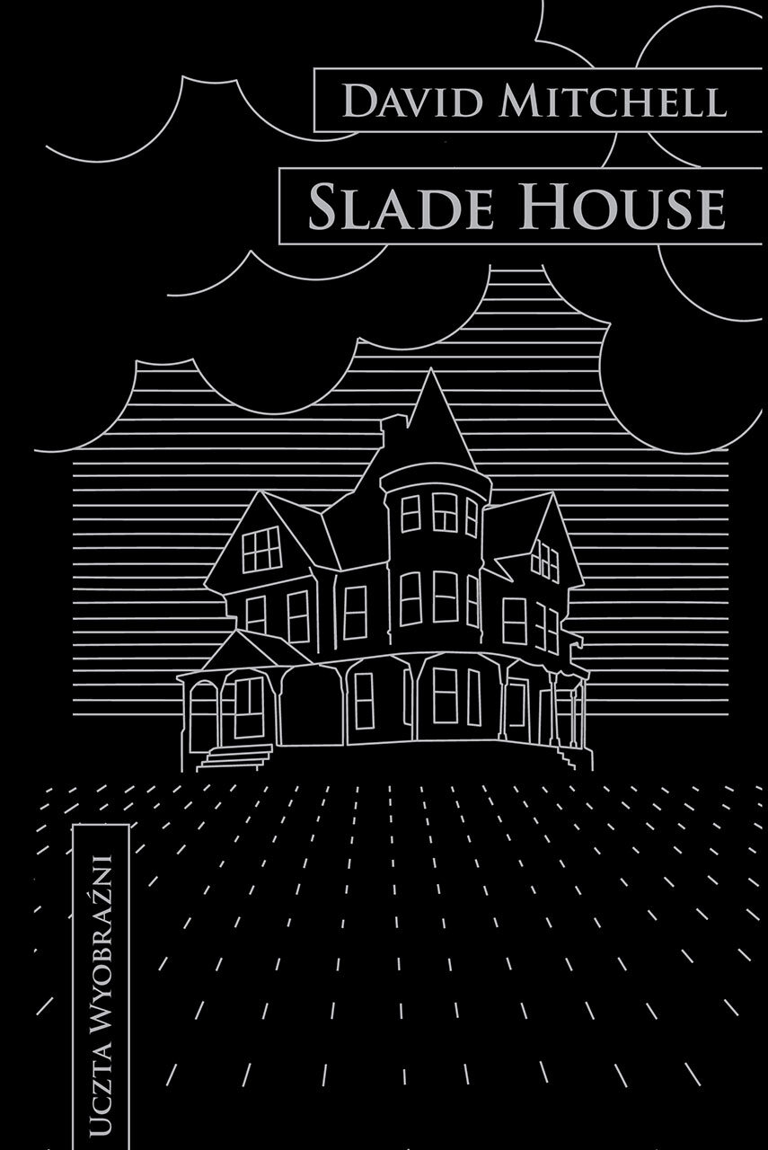David Mitchell Slade House jessa slade seduced by shadows