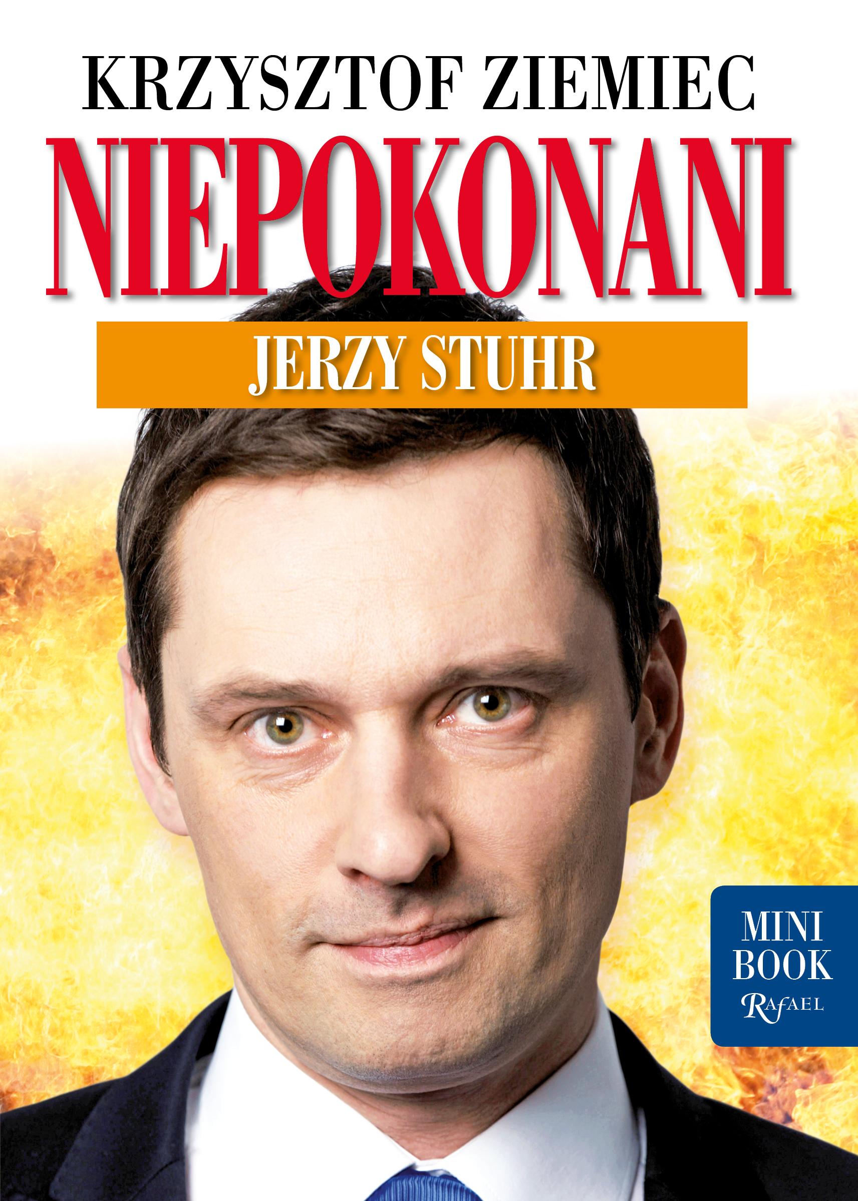 Krzysztof Ziemiec Niepokonani - Jerzy Stuhr цены