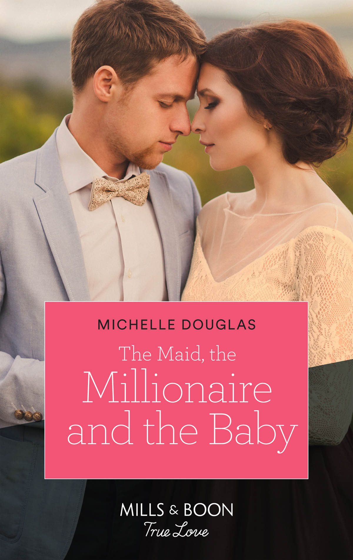 Michelle Douglas The Maid, The Millionaire And The Baby