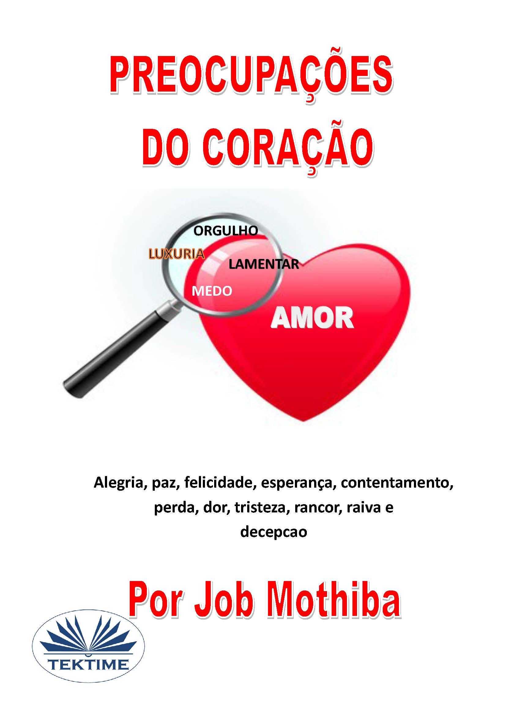 Job Mothiba Preocupações Do Coração a v e аптека официальный