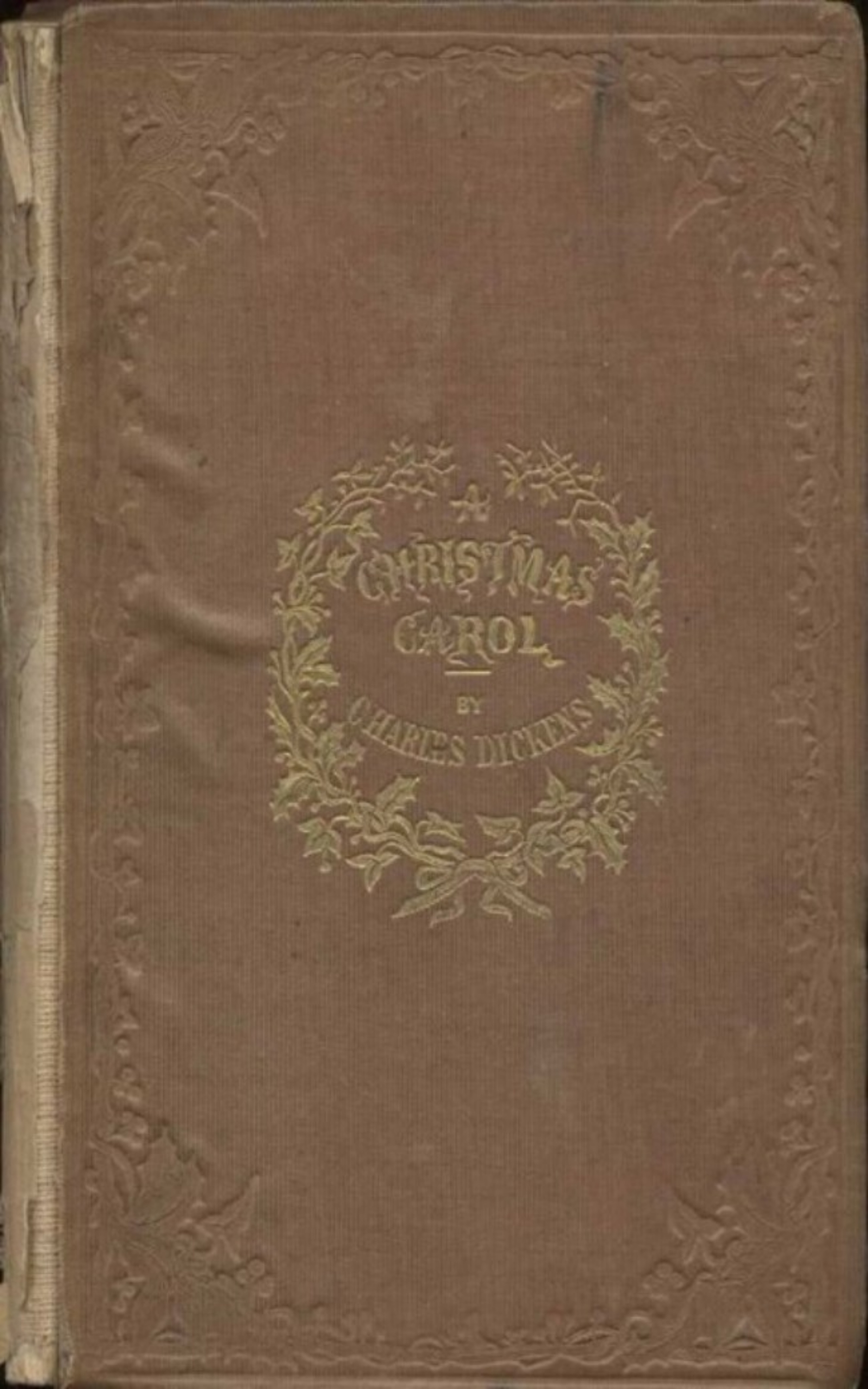 A Christmas Carol in Prose; Being a Ghost Story of Christmas фото