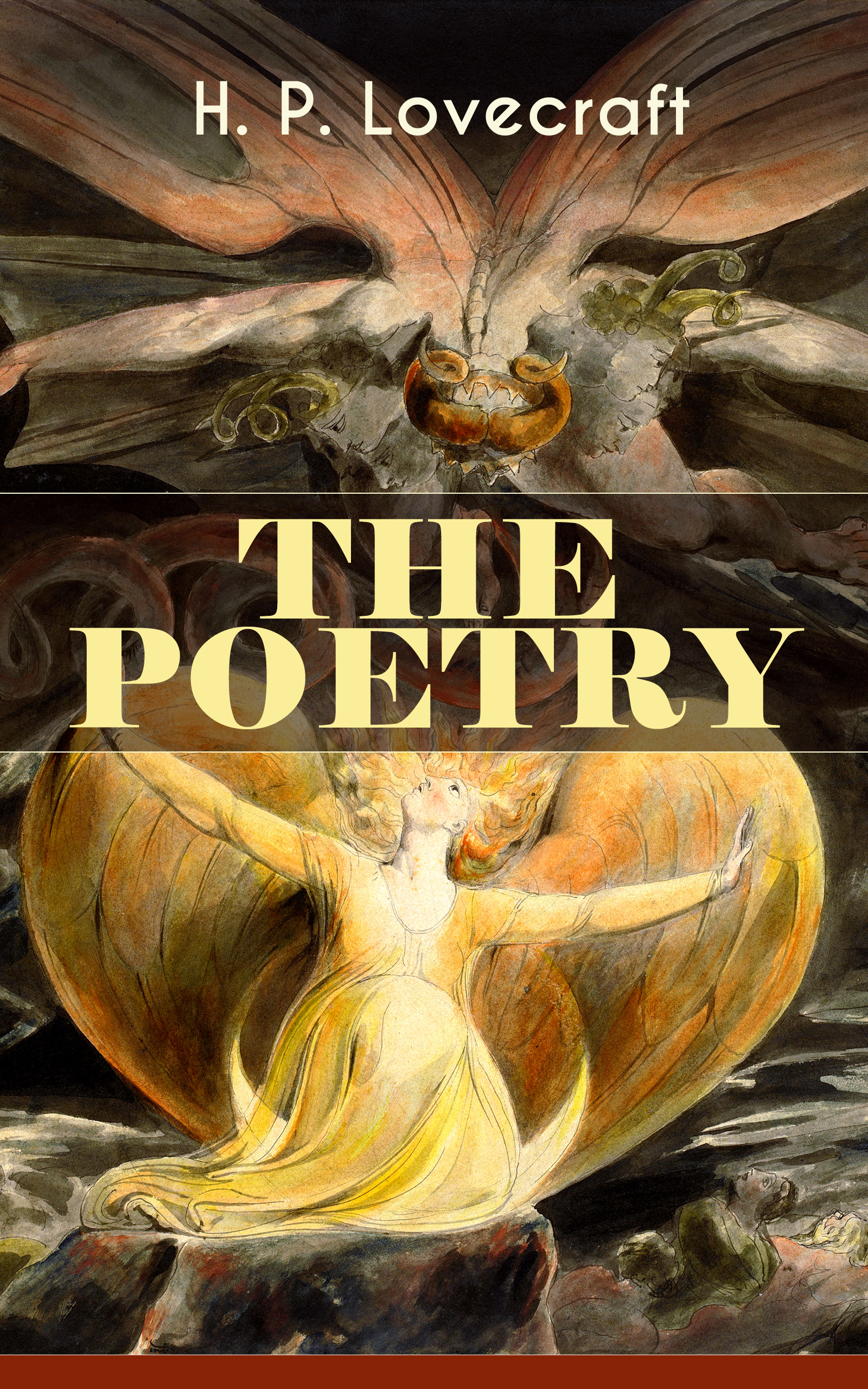 the poetry of h p lovecraft