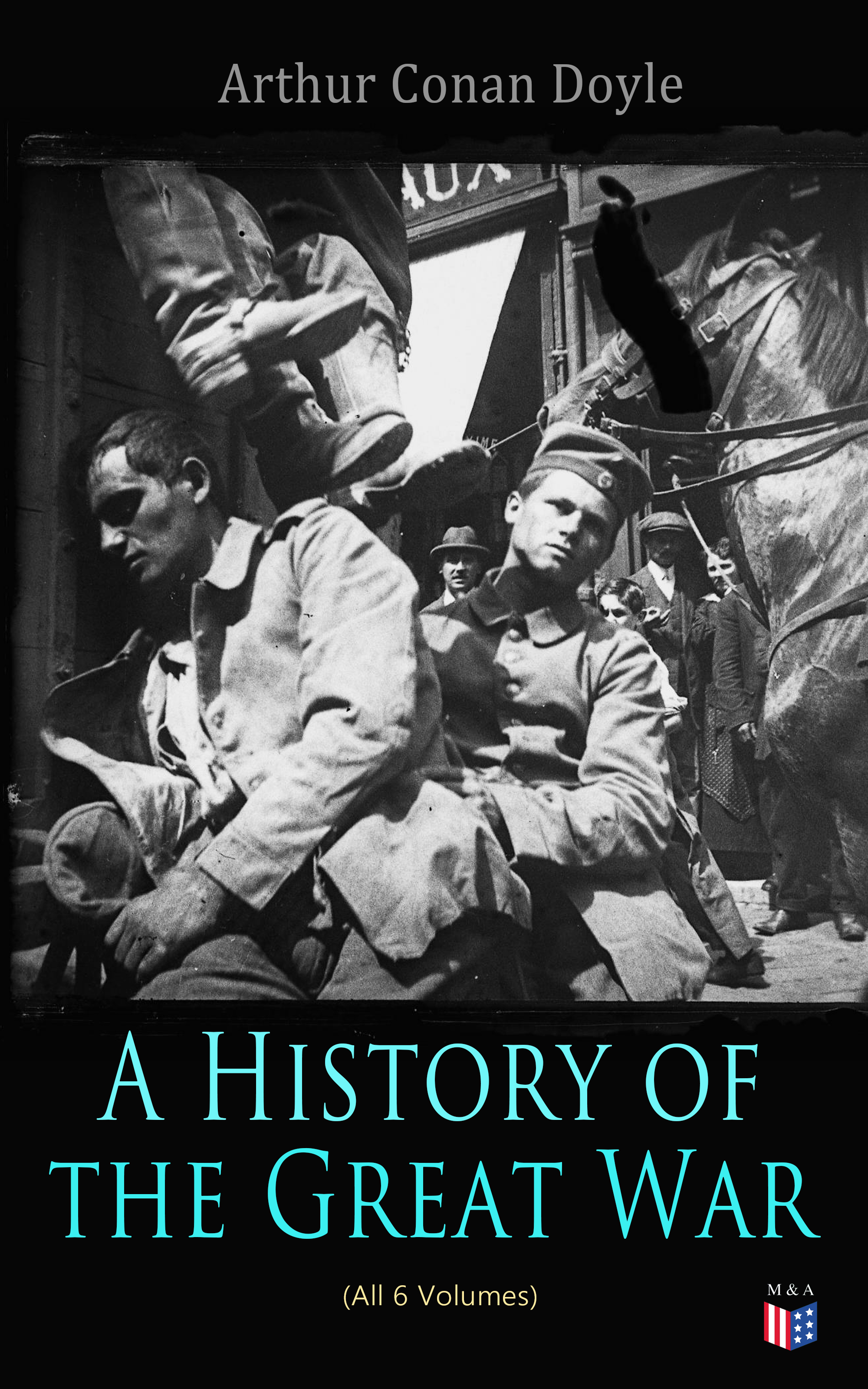 history of the great war all 6 volumes