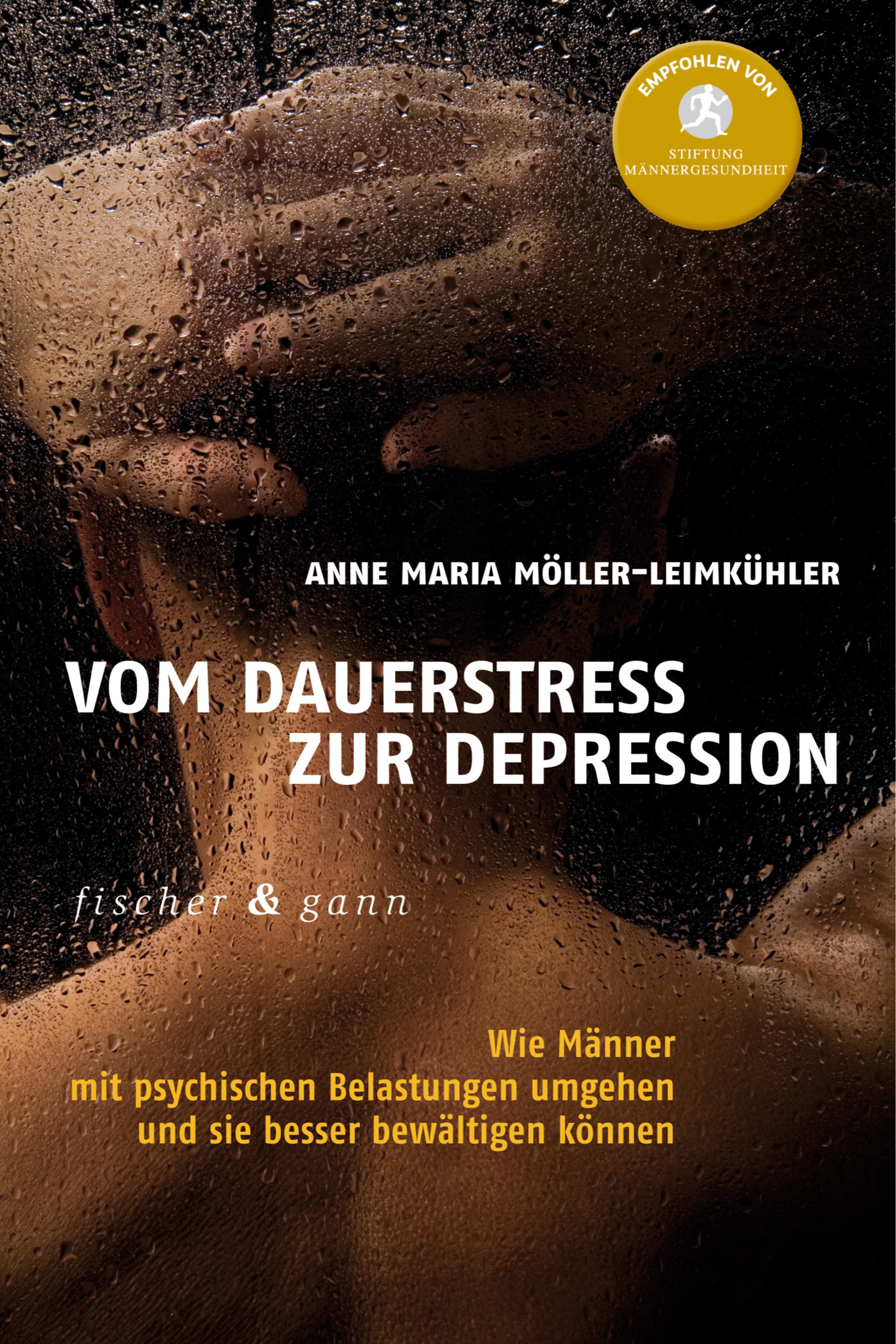 цена Anna Maria Möller-Leimkühler Vom Dauerstress zur Depression онлайн в 2017 году