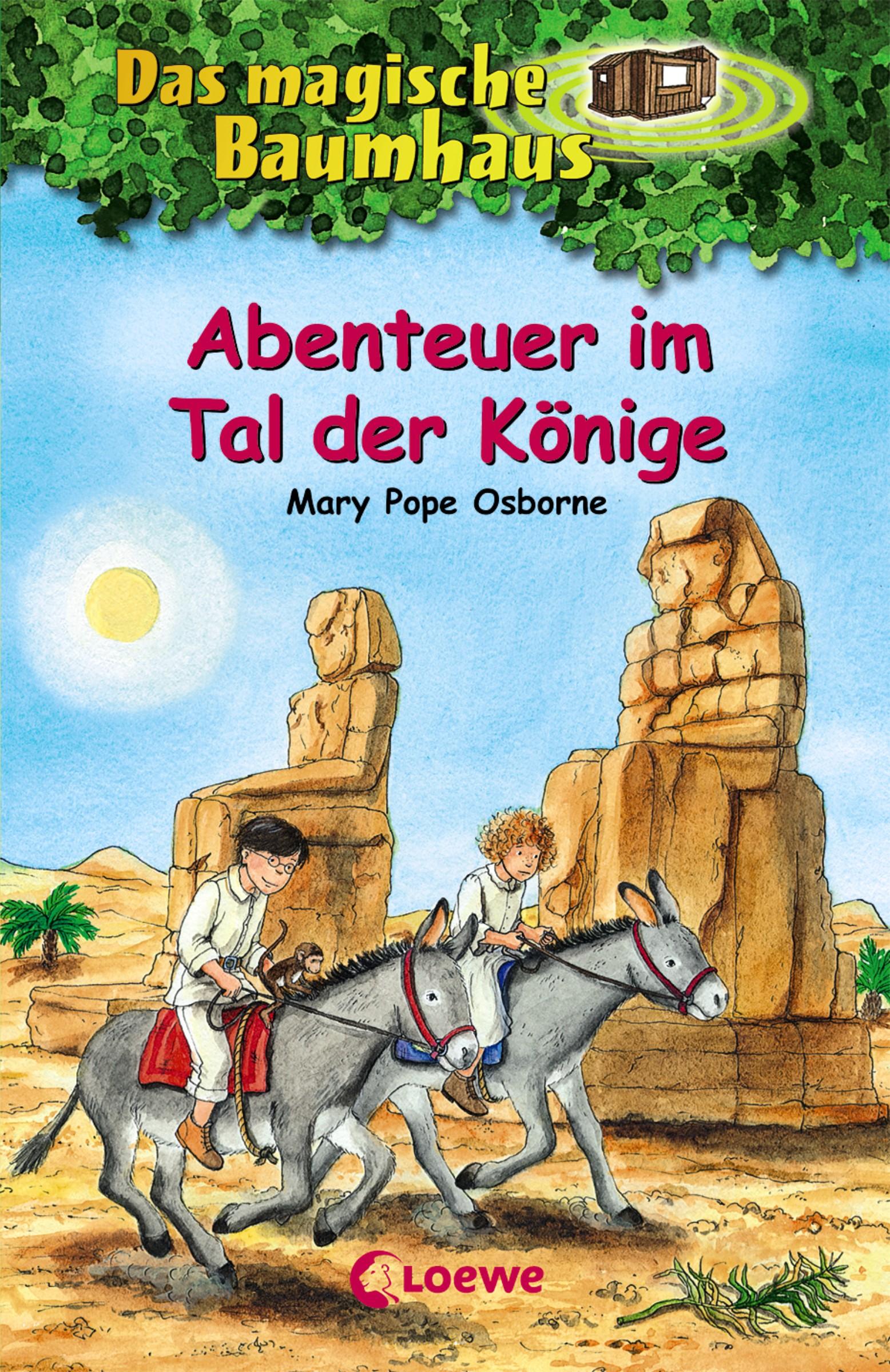 Mary Pope Osborne Das magische Baumhaus 49 - Abenteuer im Tal der Könige морган райс marsch der könige