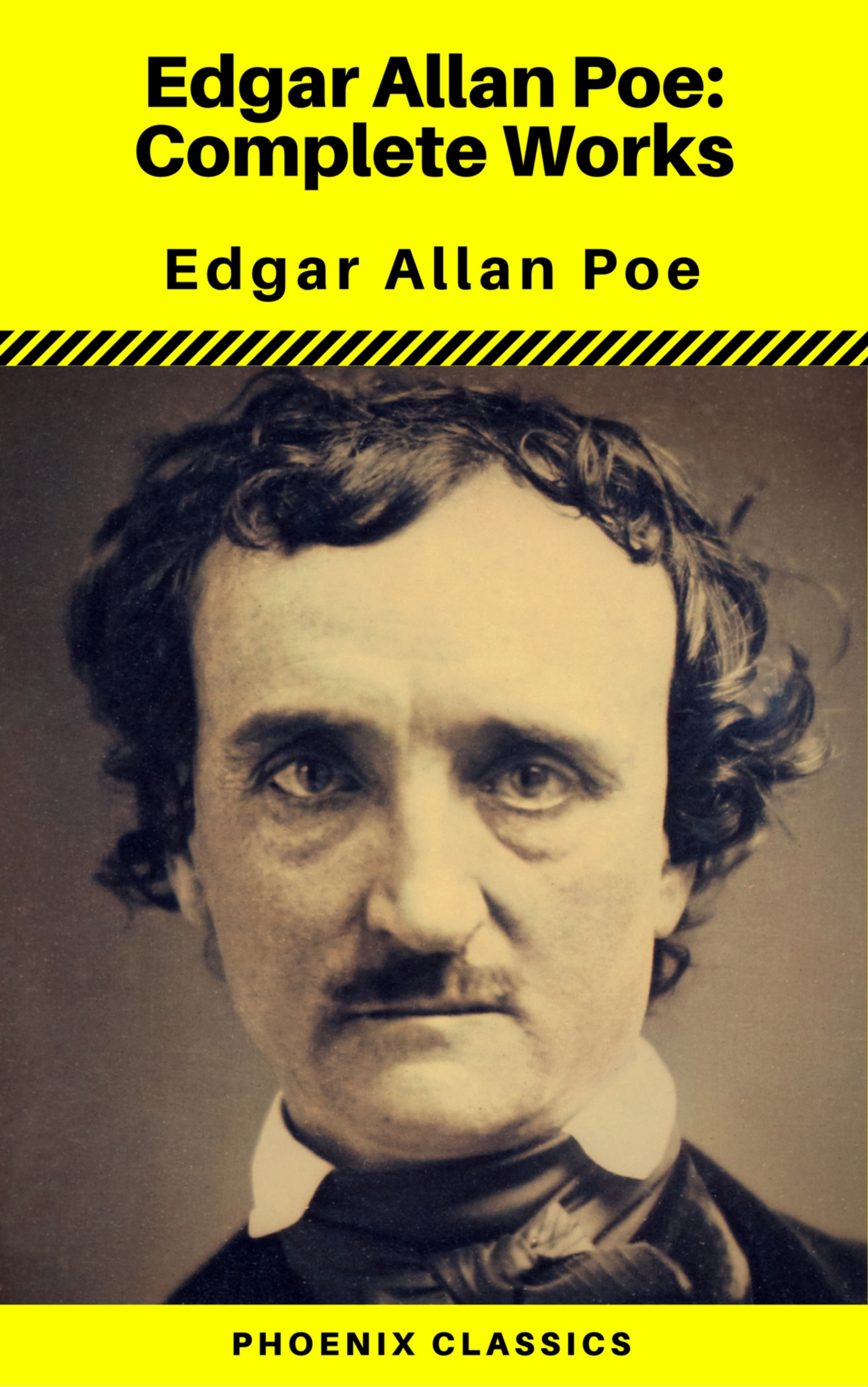 edgar allan poe the complete works annotated phoenix classics