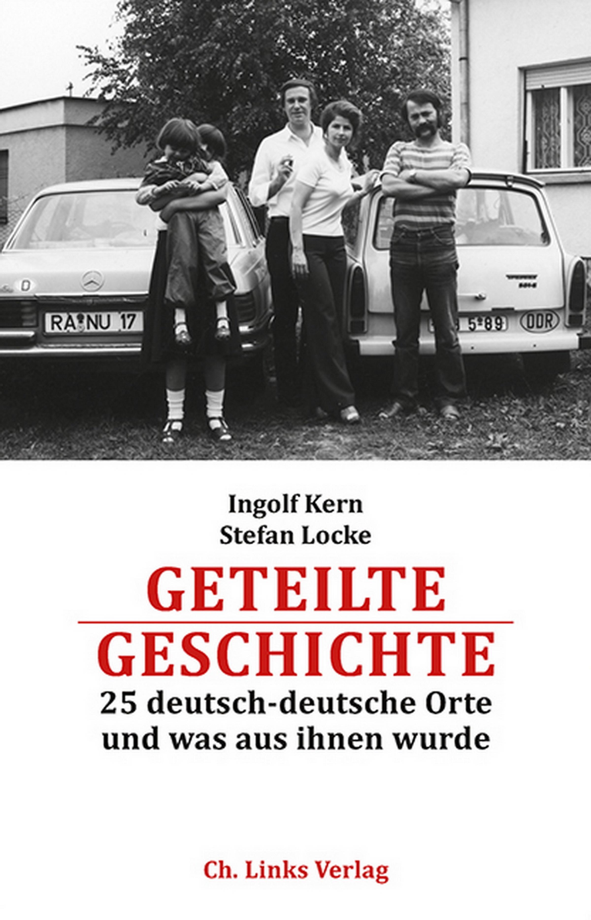Ingolf Kern Geteilte Geschichte цена 2017
