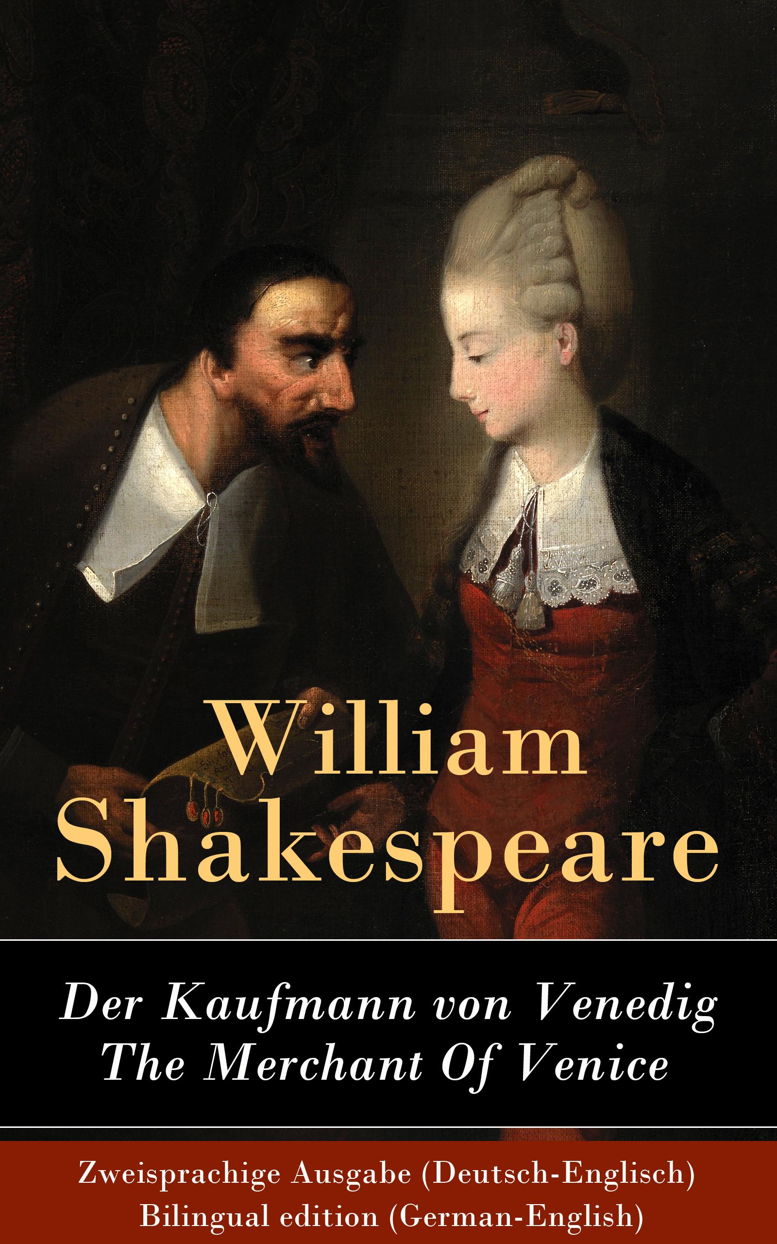 der kaufmann von venedig the merchant of venice zweisprachige ausgabe deutsch englisch bilingual edition german english