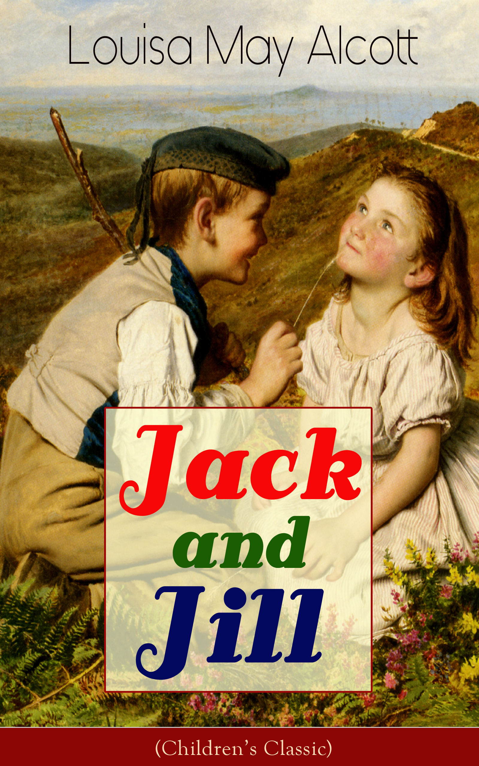 цена на Луиза Мэй Олкотт Jack and Jill (Children's Classic)