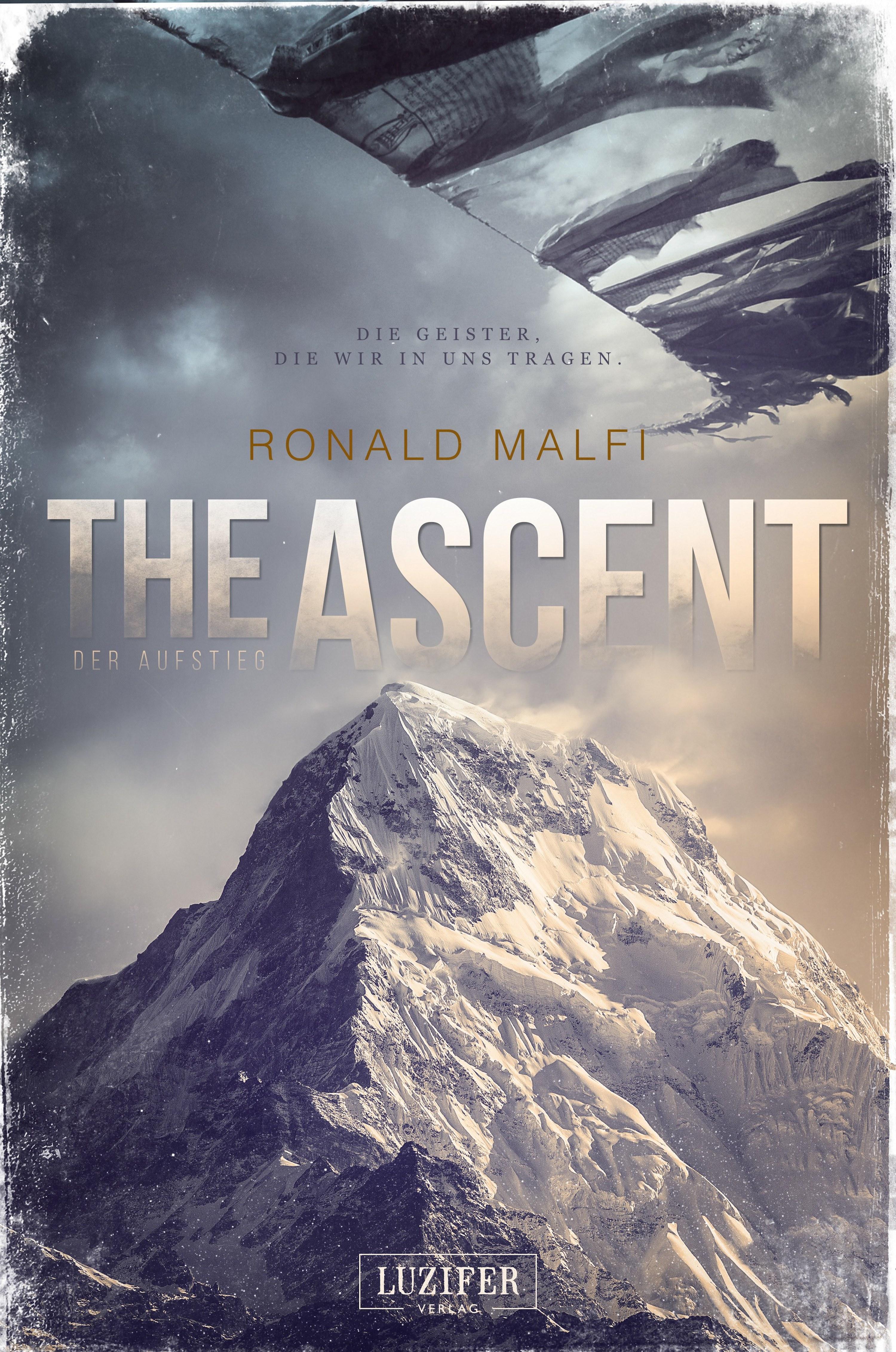 Ronald Malfi THE ASCENT - DER AUFSTIEG christie golden world of warcraft band 2 der aufstieg der horde