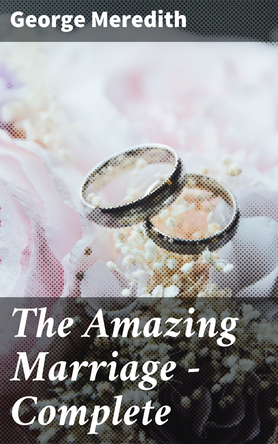 George Meredith The Amazing Marriage — Complete