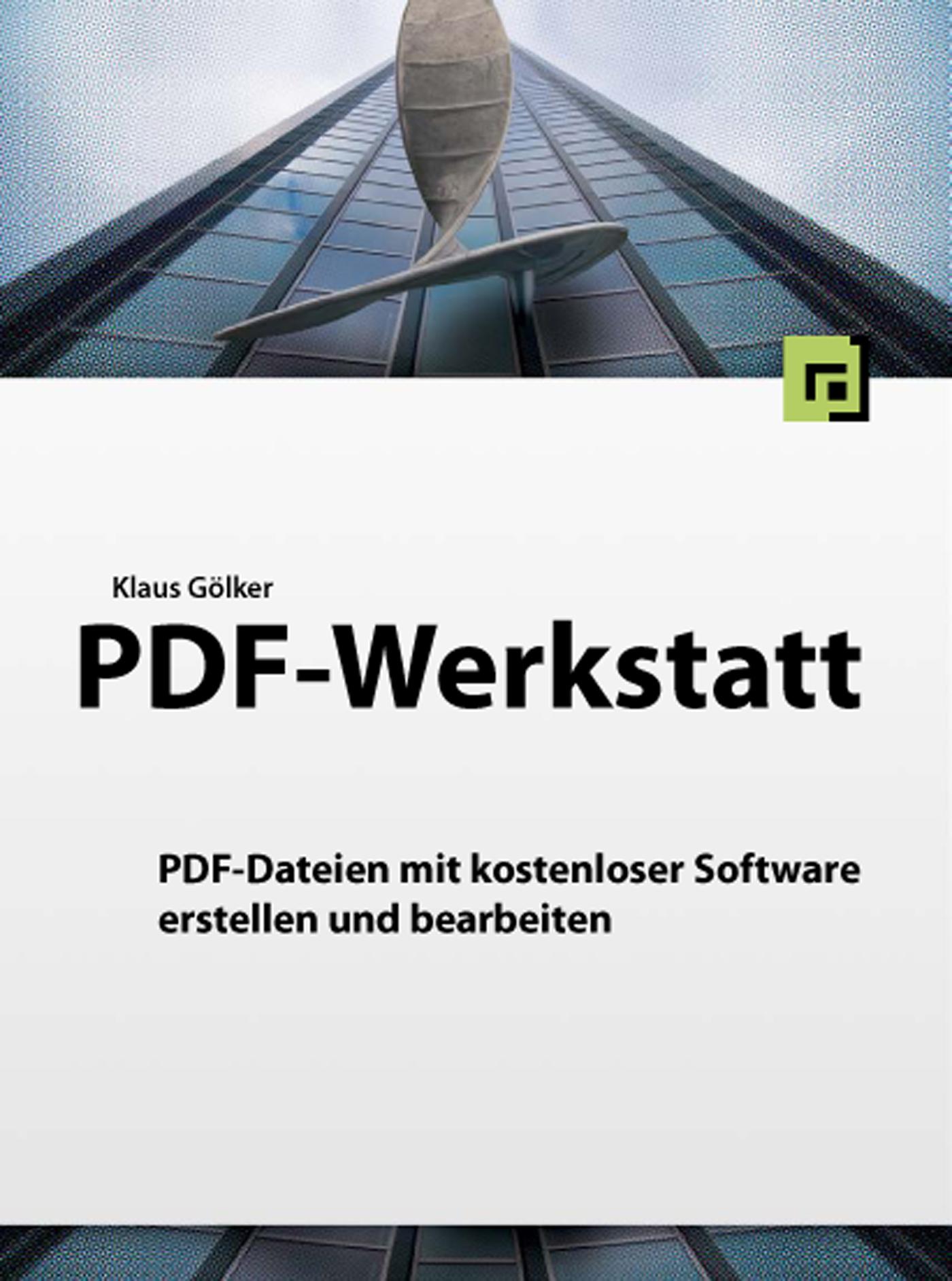 Klaus Golker PDF-Werkstatt klaus golker pdf werkstatt