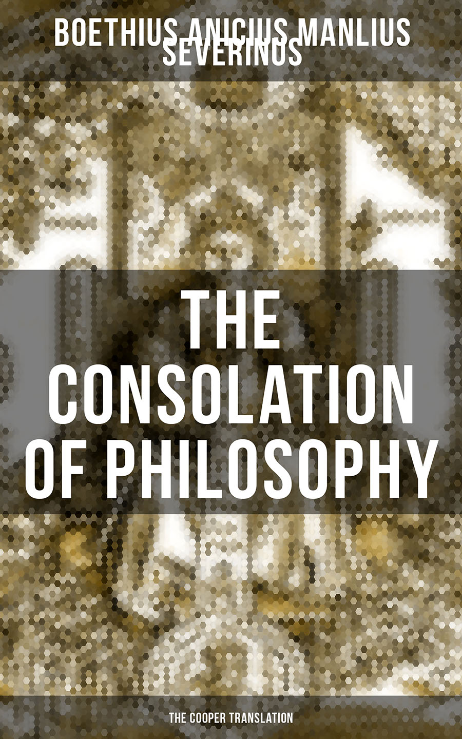 Boethius THE CONSOLATION OF PHILOSOPHY (The Cooper Translation) wireless conference simultaneous translation tour guide system simultaneous translation headphones explain the device