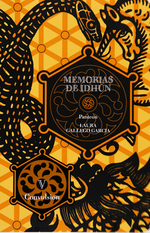Laura Gallego Memorias de Idhún. Panteón. Libro V: Convulsión laura gallego memorias de idhún saga