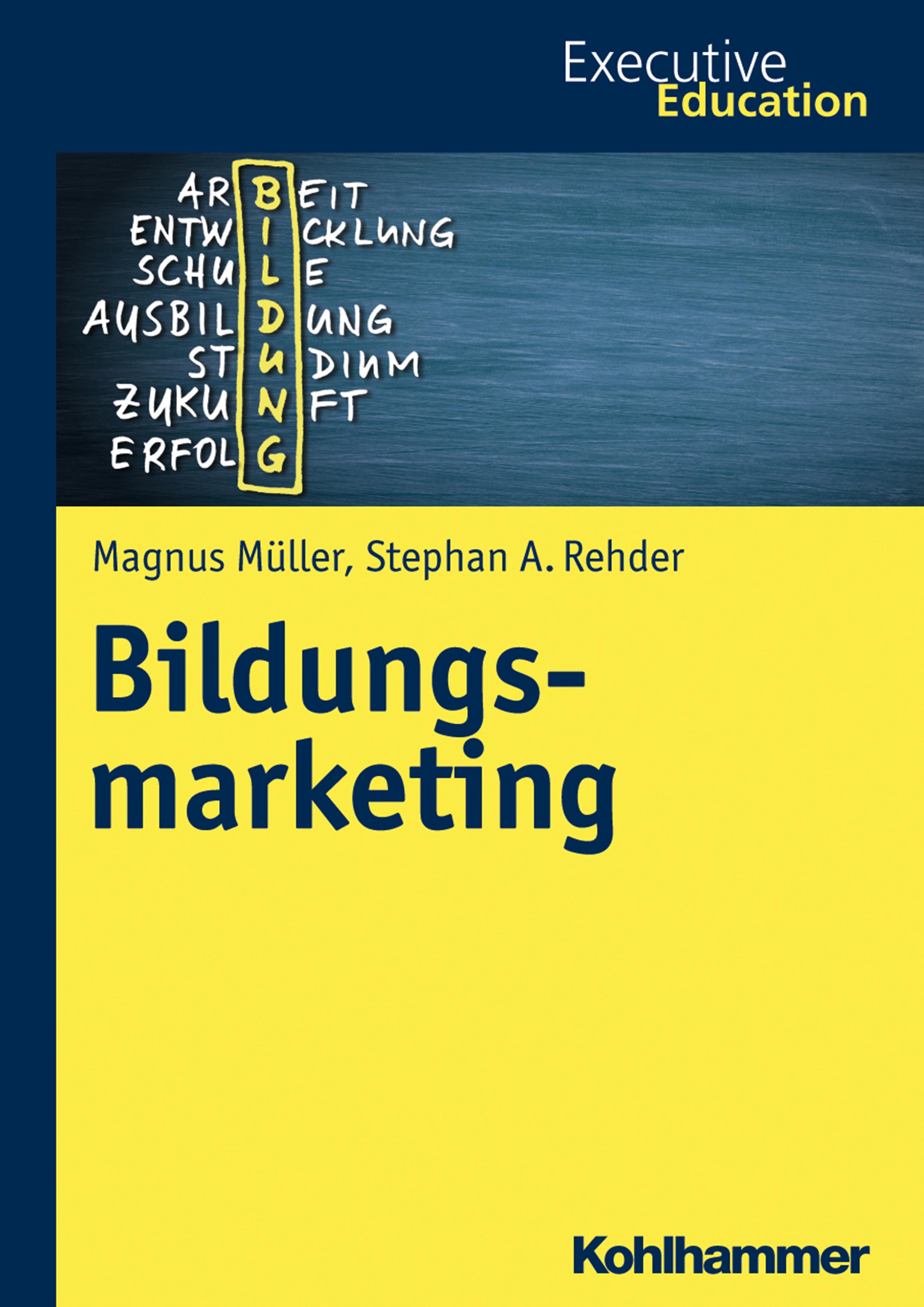цена Stephan A. Rehder Bildungsmarketing онлайн в 2017 году