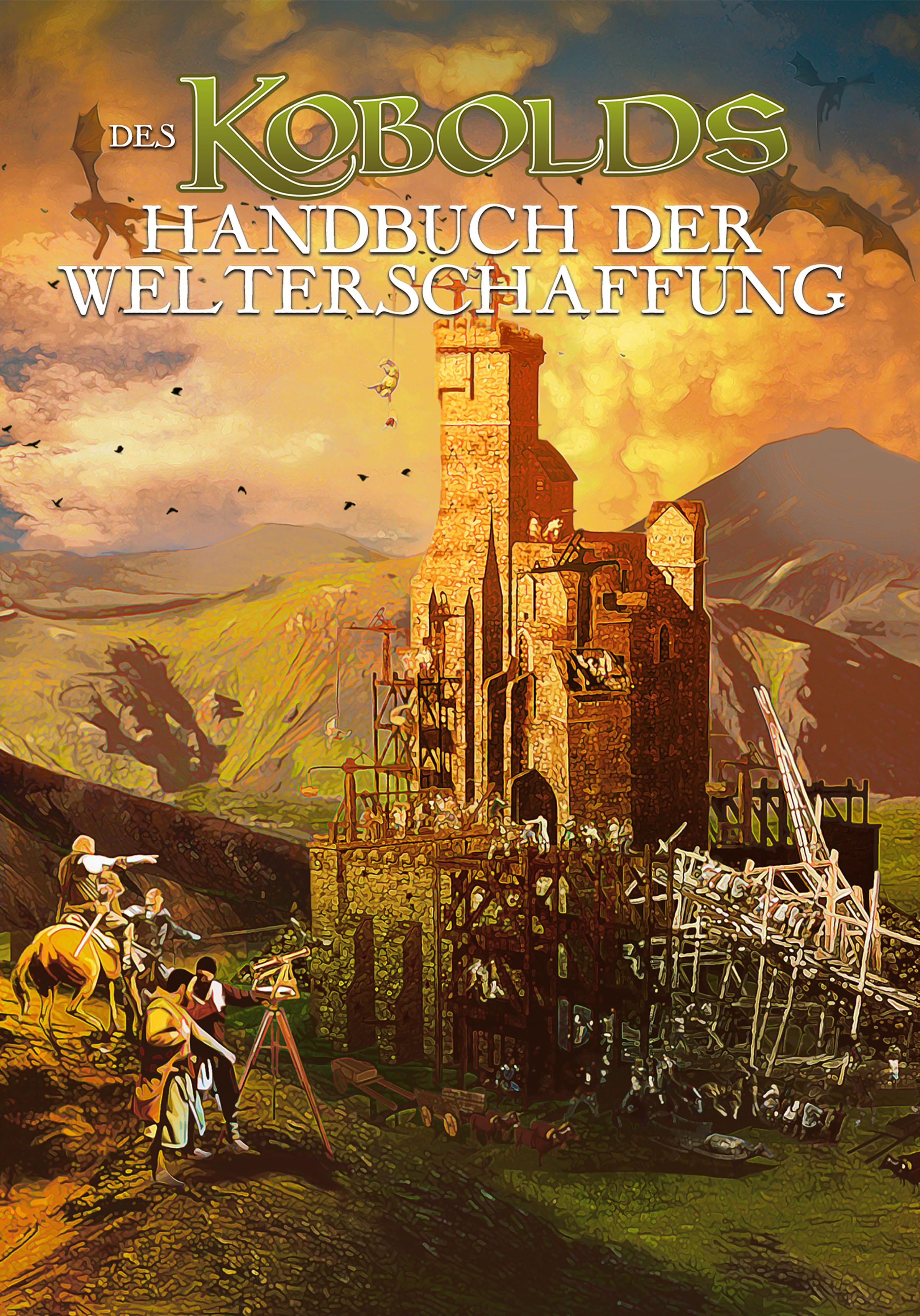 Отсутствует Des Kobolds Handbuch der Welterschaffung