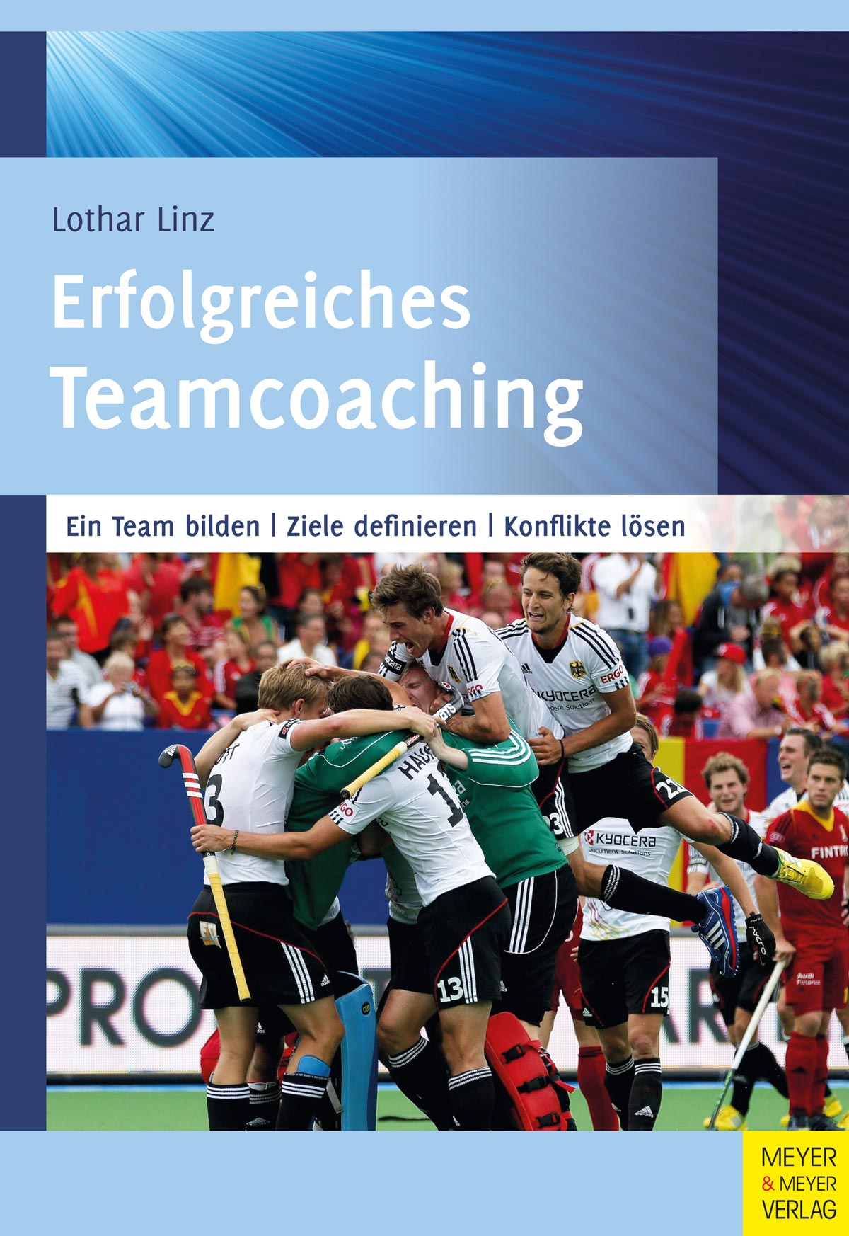 Lothar Linz Erfolgreiches Teamcoaching cathie linz michael s baby