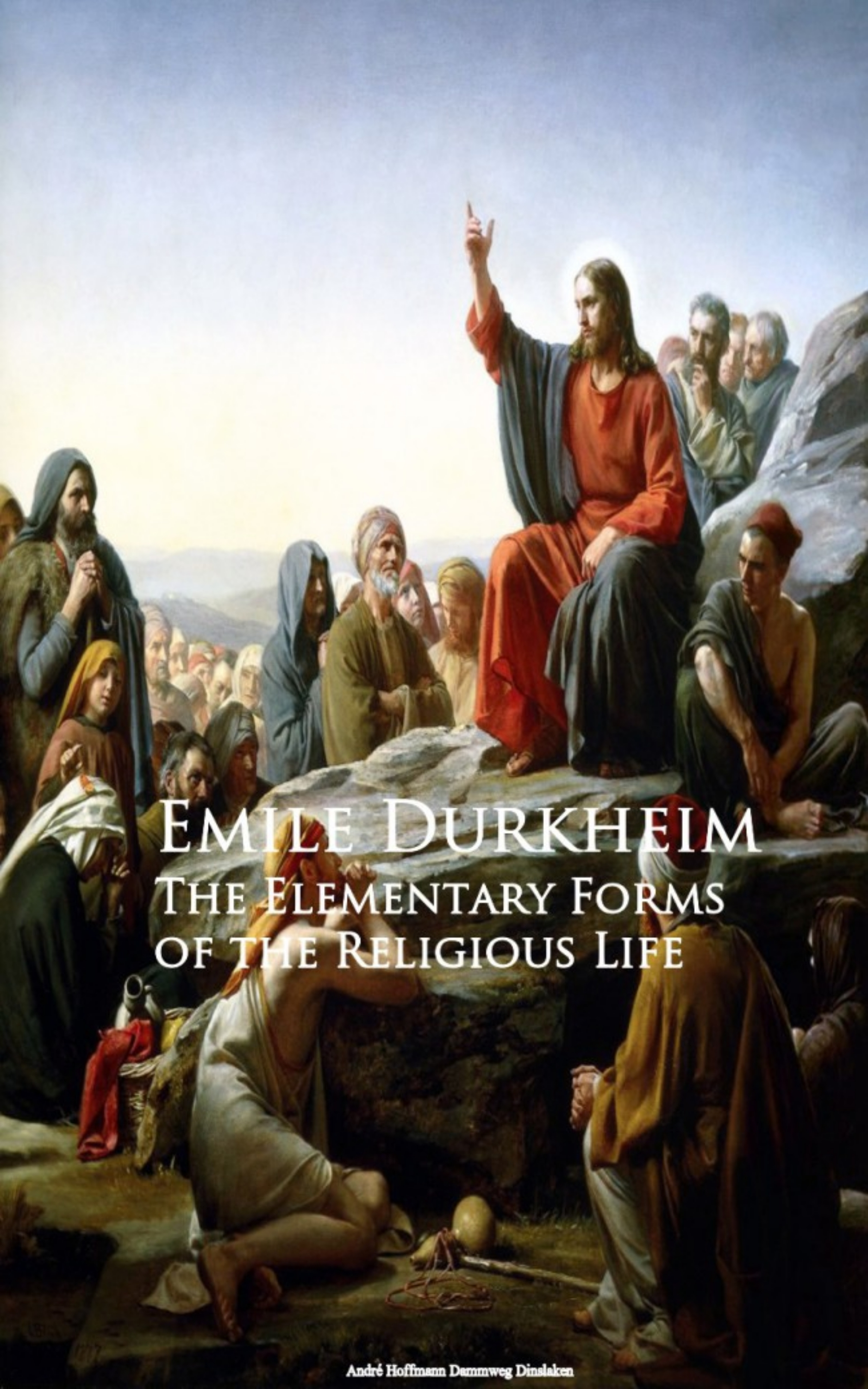 Emile Durkheim The Elementary Forms of the Religious Life patenting of life forms