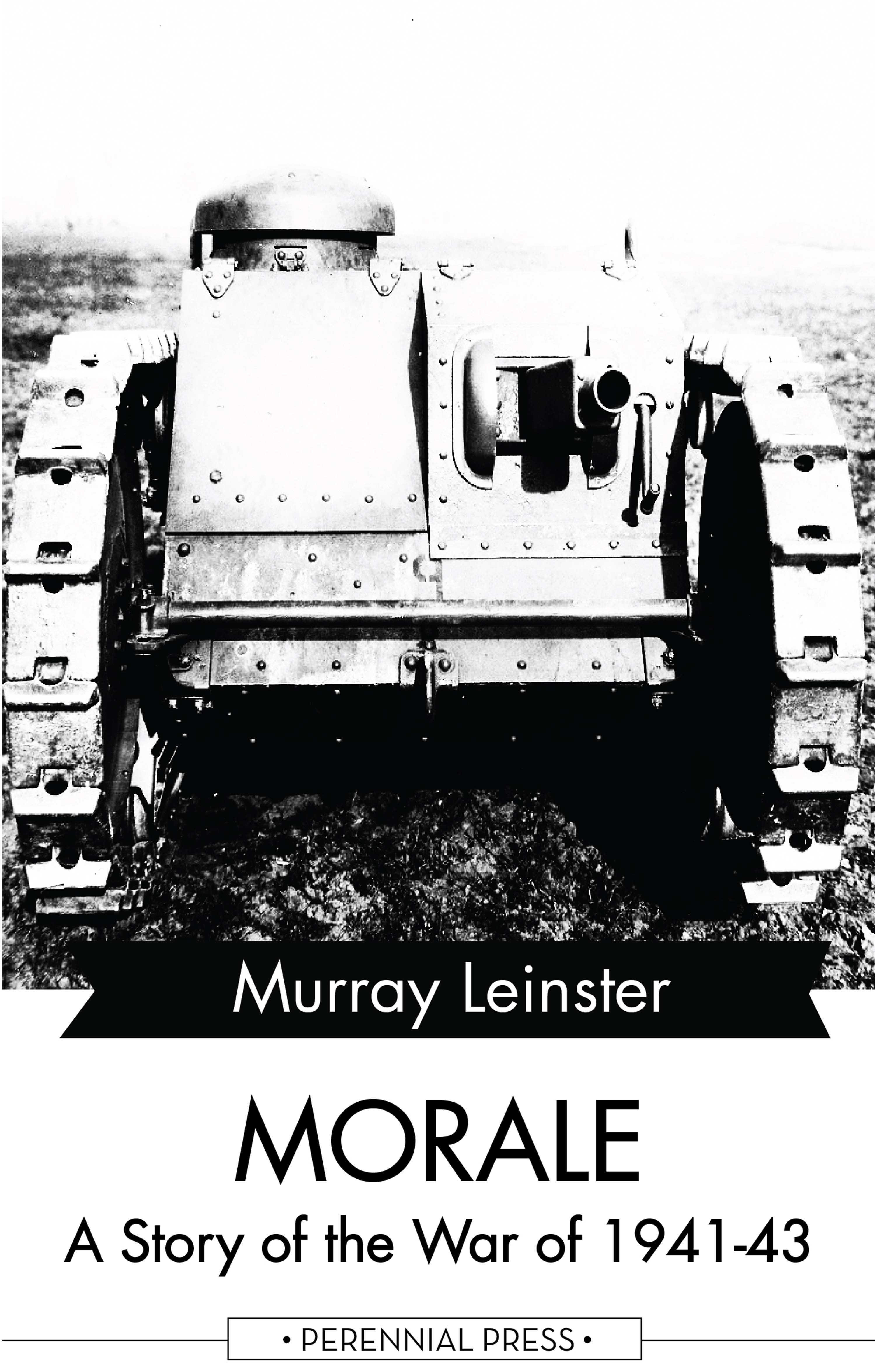 Murray Leinster Morale - A Story of the War of 1941-43 al murray watching war films with my dad