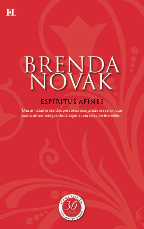 Brenda Novak Espíritus afines brenda novak cold feet