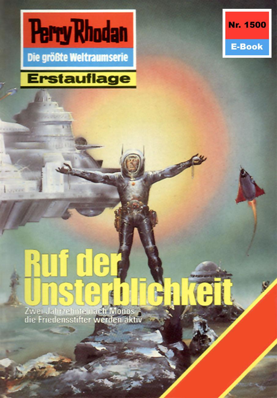 Ernst Vlcek Perry Rhodan 1500: Ruf der Unsterblichkeit ernst vlcek perry rhodan 924 lockruf der psychode