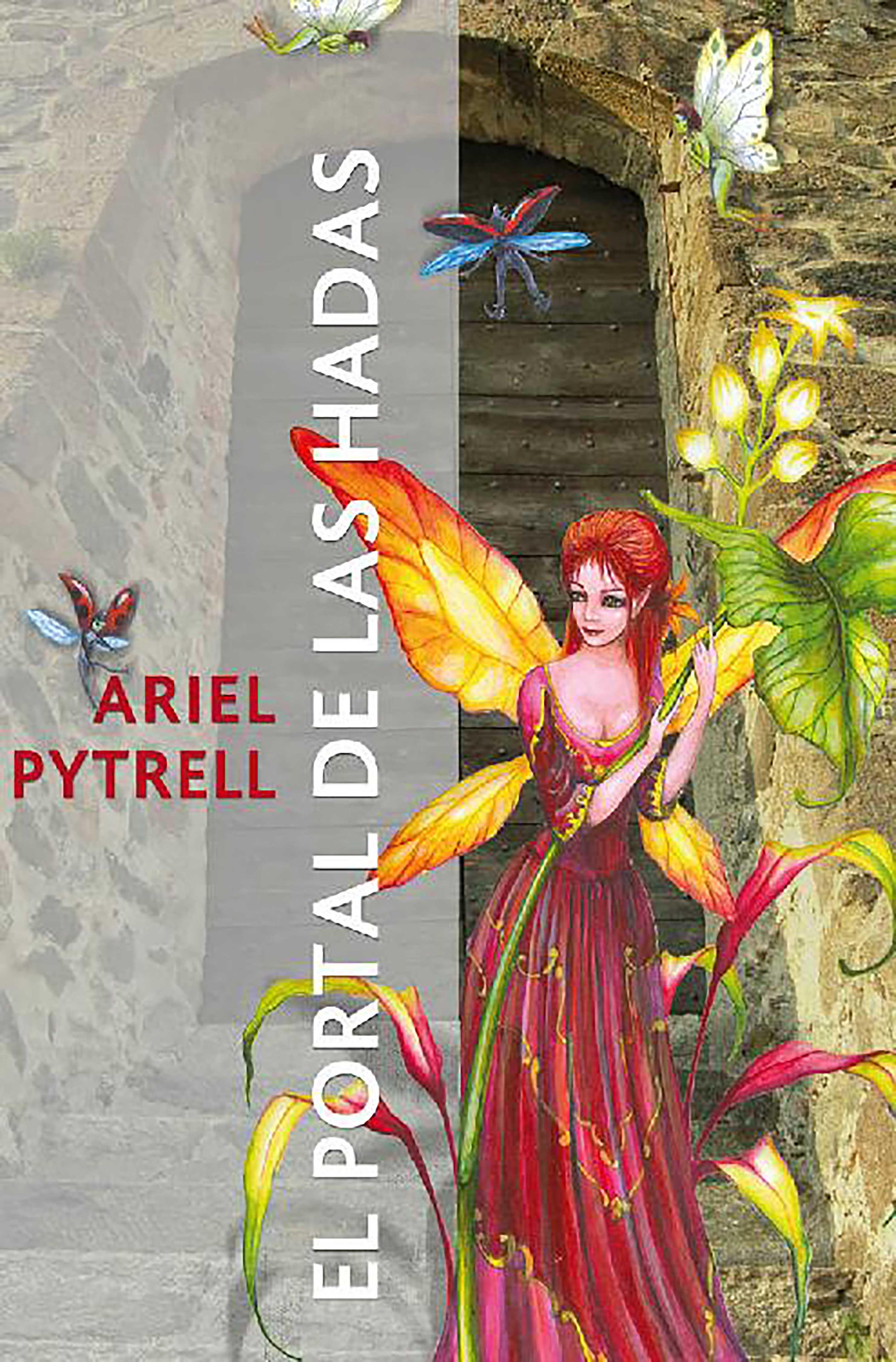 Ariel Pytrell El portal de las hadas босоножки portal portal po018awehqt3