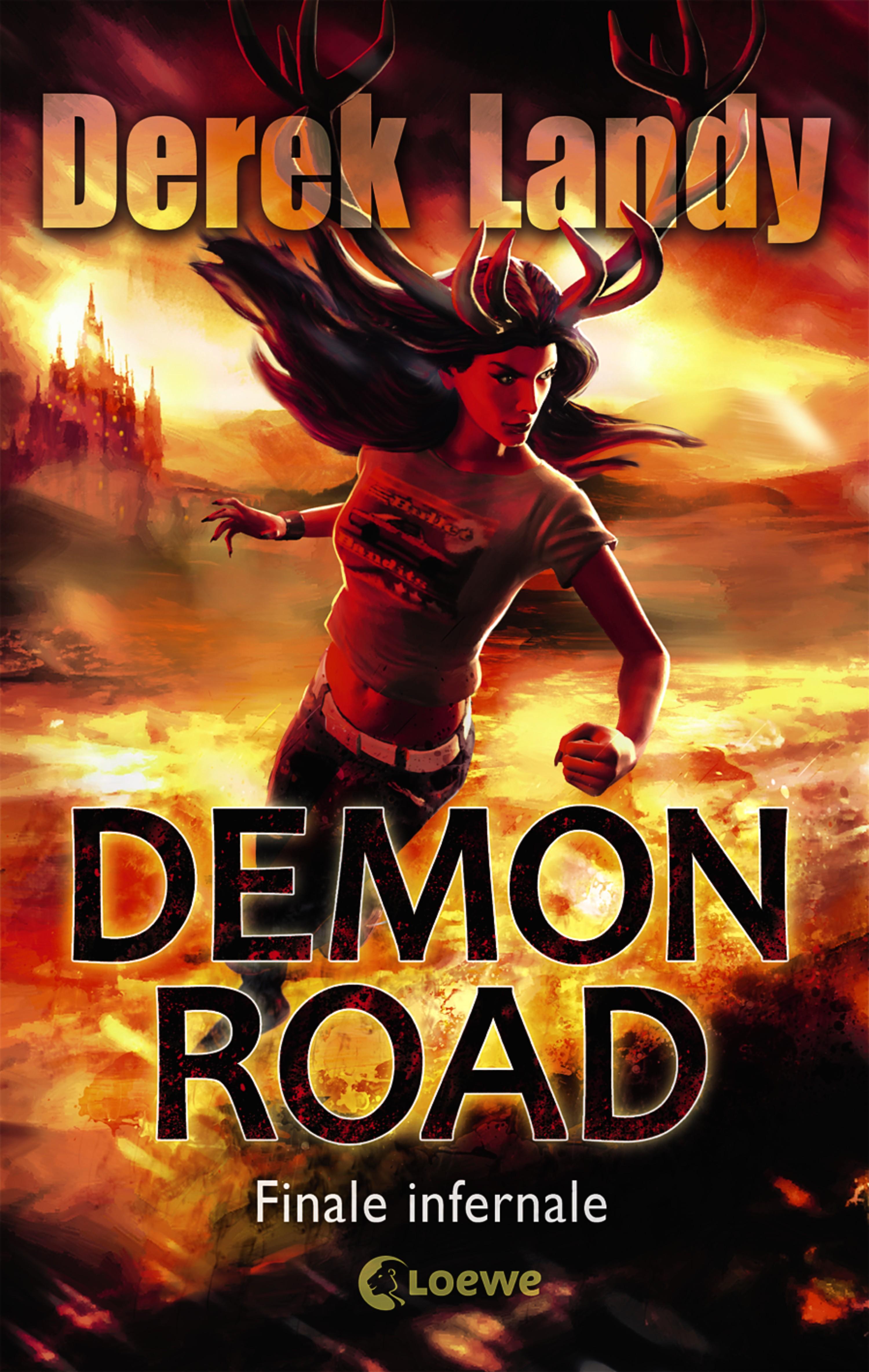 цена на Derek Landy Demon Road 3 - Finale infernale