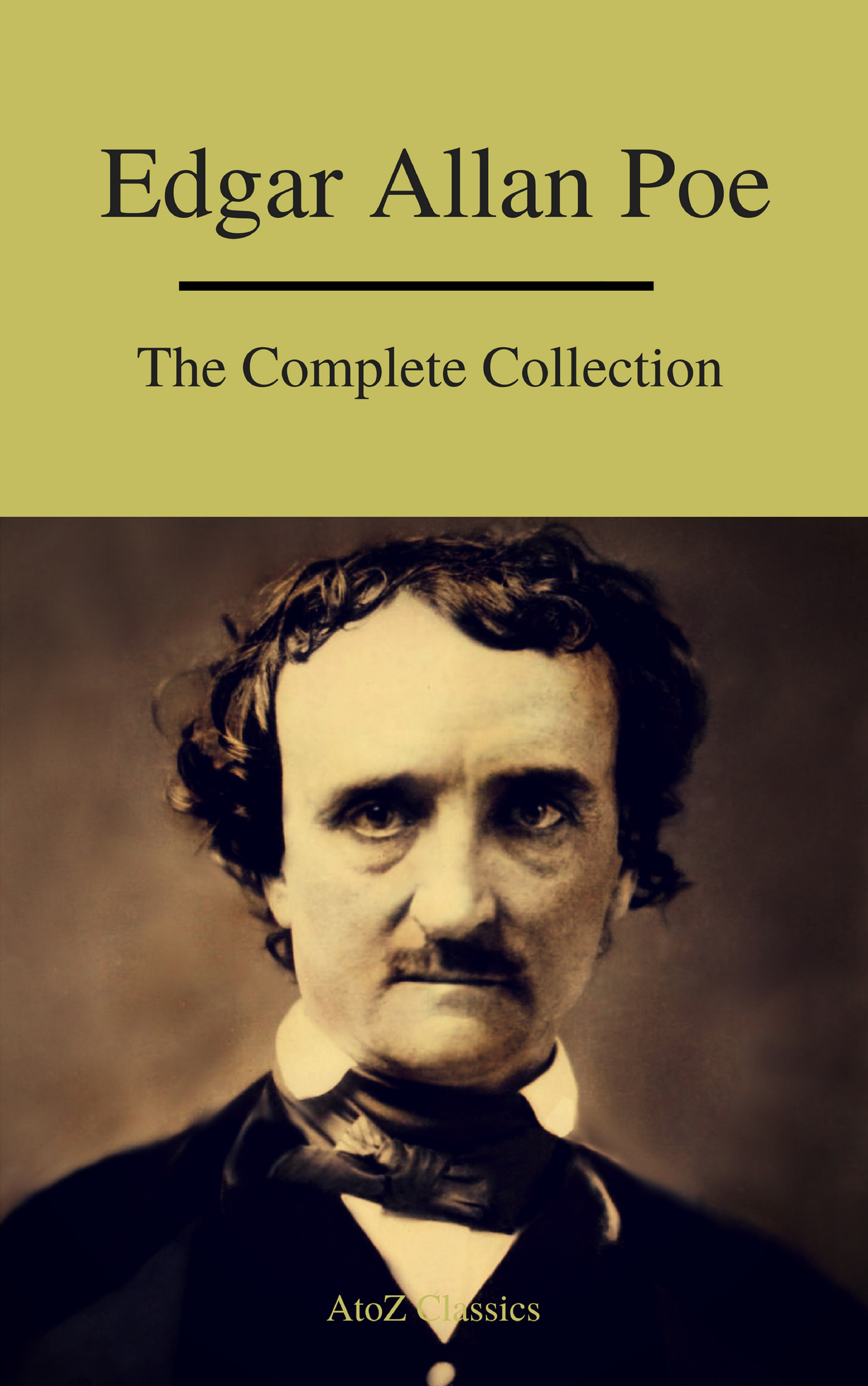 Edgar Allan Poe: The Complete Collection ( Эдгар Аллан По  )