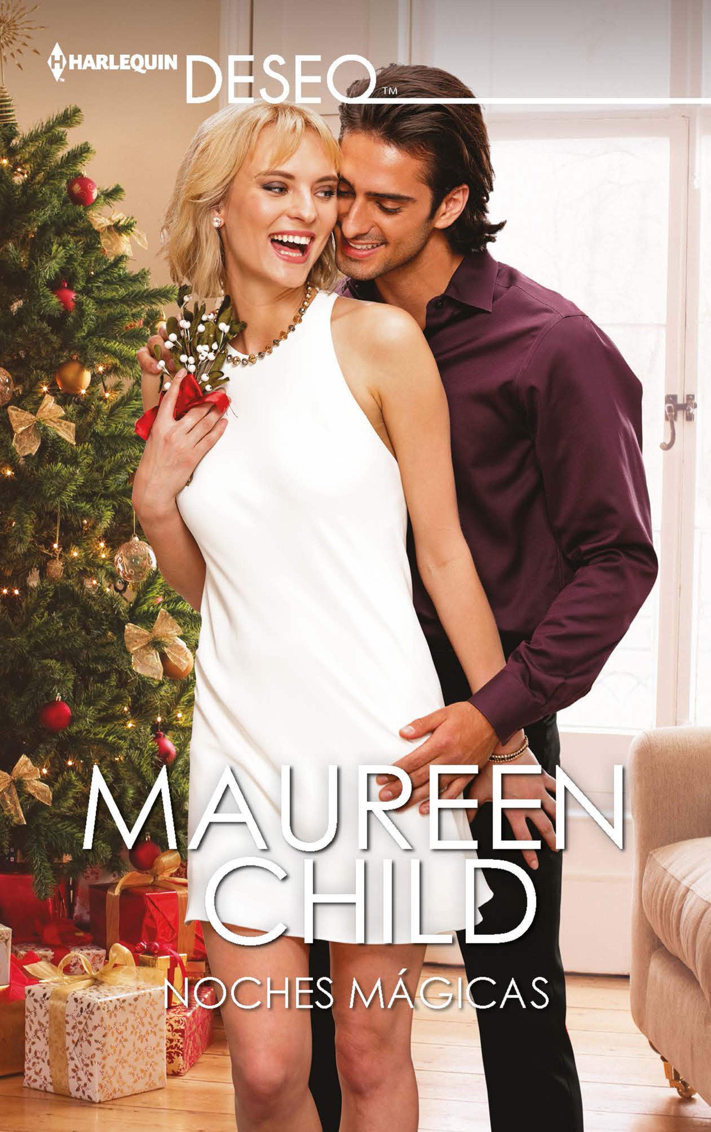 Maureen Child Noches mágicas maureen child test na miłość