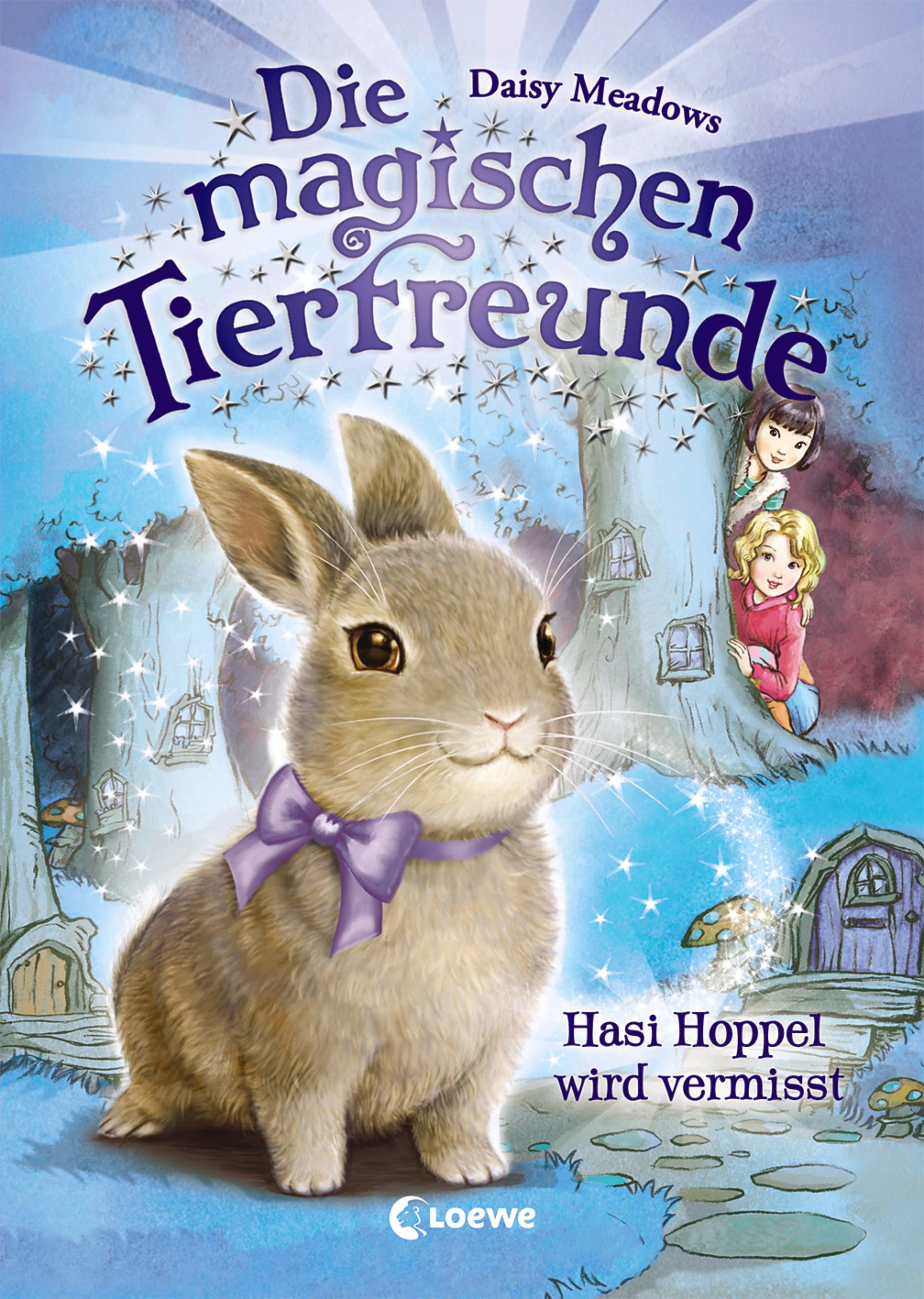 Daisy Meadows Die magischen Tierfreunde 1 - Hasi Hoppel wird vermisst daisy meadows magic animal friends early reader lucy longwhiskers