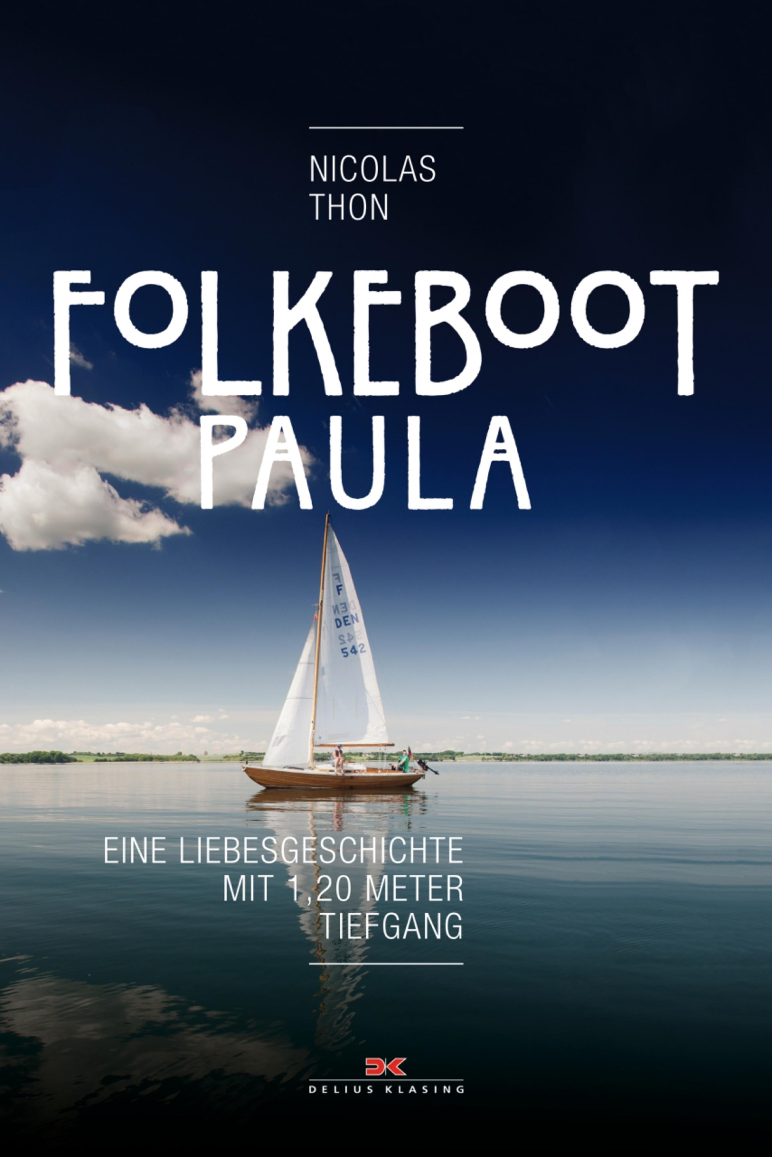 Nicolas Thon Folkeboot Paula цена
