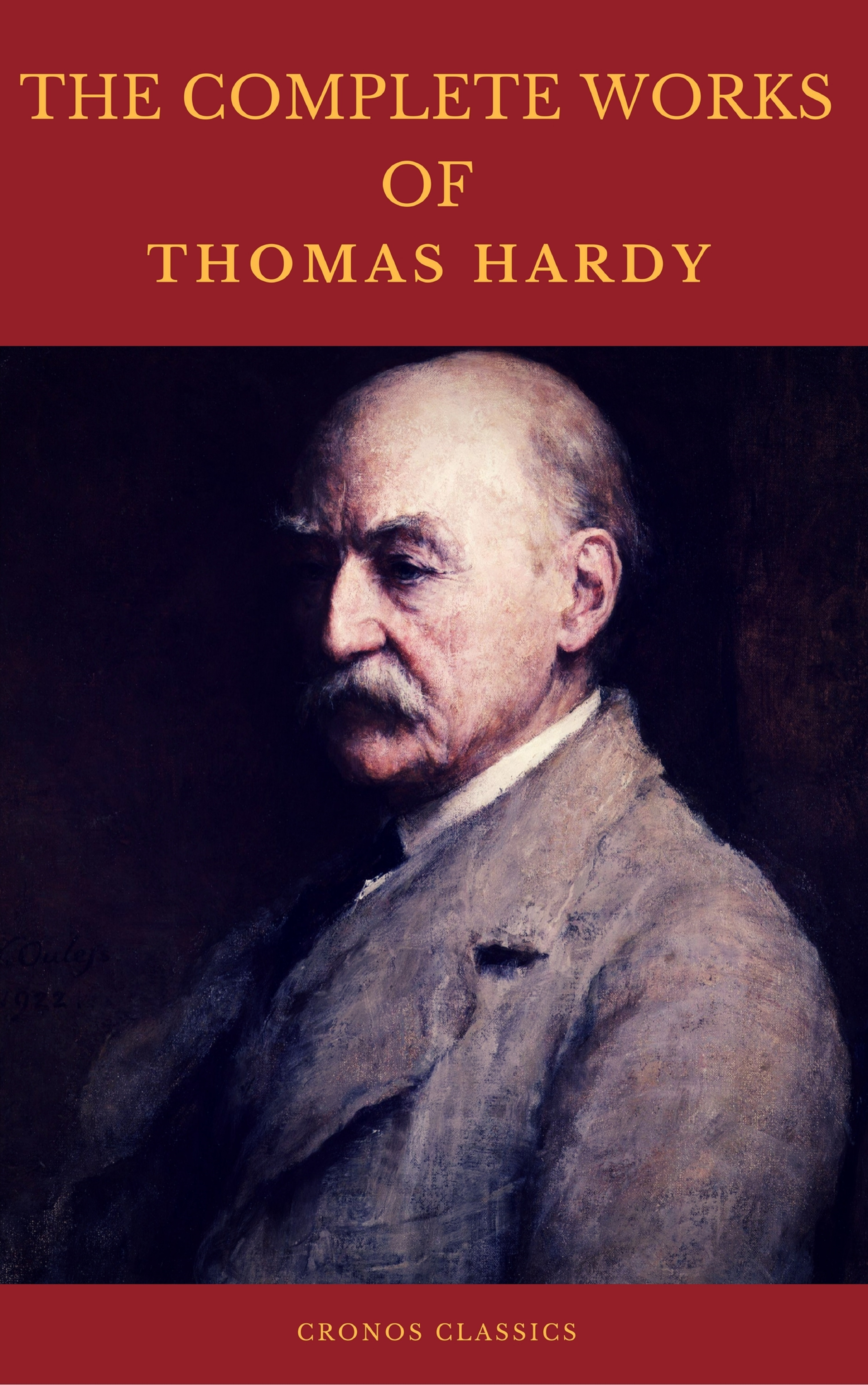 the complete works of thomas hardy illustrated cronos classics