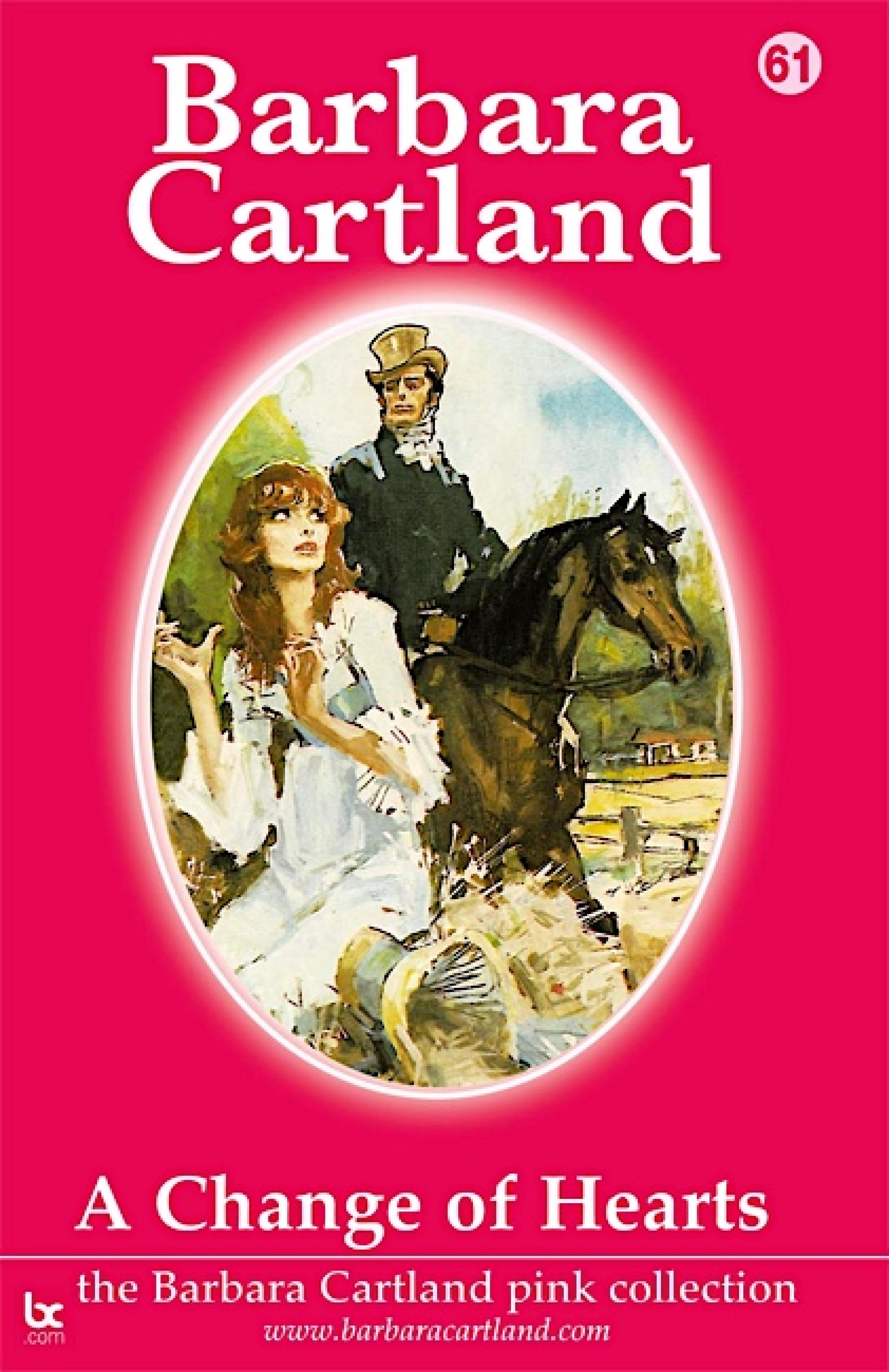 цена Barbara Cartland A Change Of Hearts